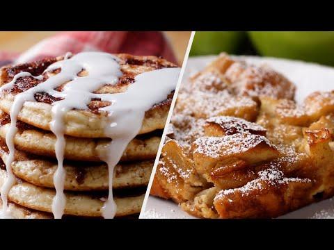 How To Make Cinnamon Rolls 7 Ways! ? Tasty Recipes