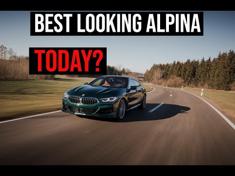 BMW ALPINA B8 Gran Coupe with 612 hp | FIRST LOOK
