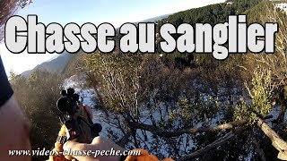 Chasse sanglier 2018, superbe semaine !