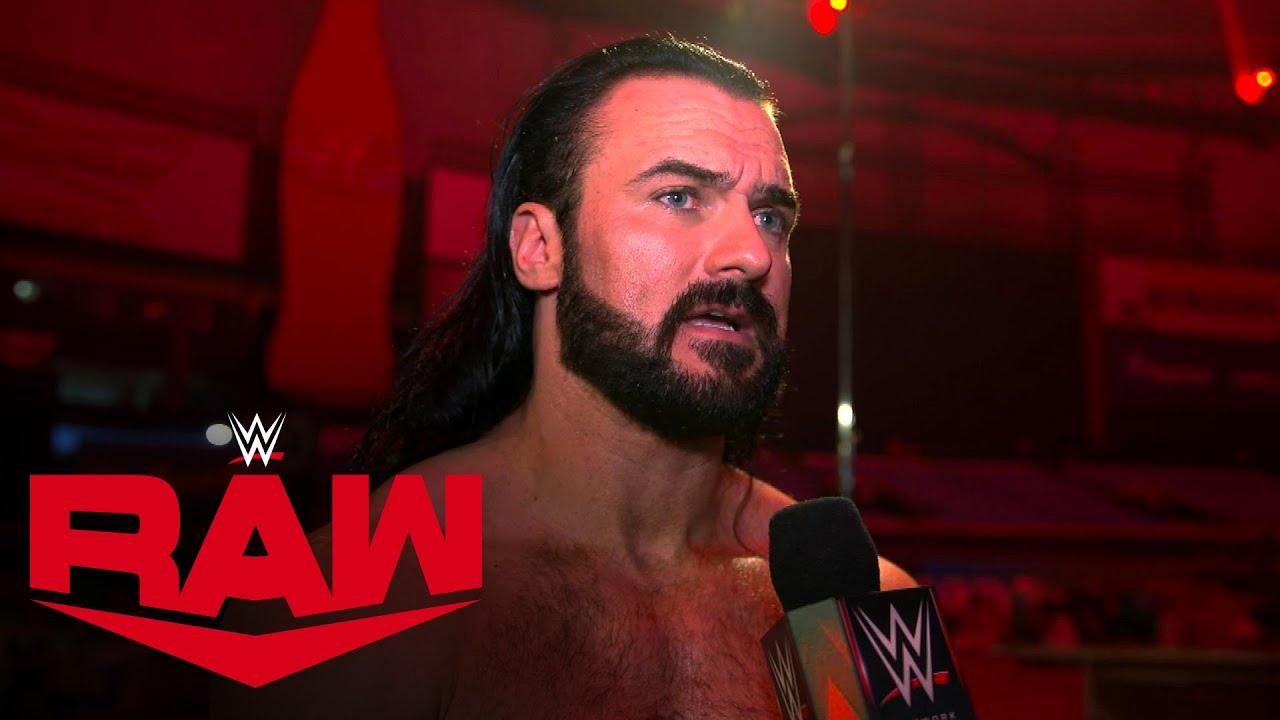 Drew McIntyre's message for Bobby Lashley: WWE Network Exclusive, Mar. 15, 2021