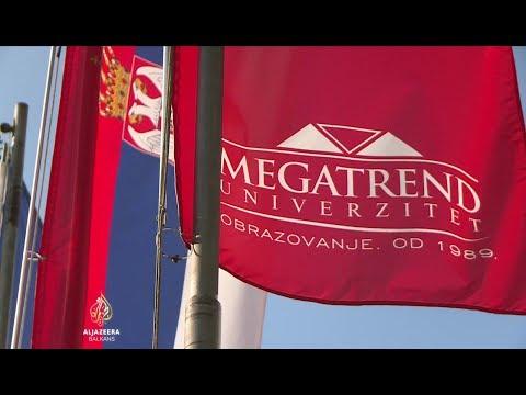 Sporna kupoprodaja Univerziteta Megatrend