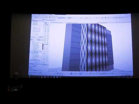 Nyheter i ARCHICAD 22; Curtain Wall_Del  2