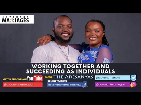 Working together and succeeding as individuals with The Adesanyas