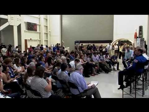 NASA Social Goes Behind the Scenes of our Journey…