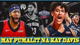 KAPALIT ni Anthony Davis sa Pelicans Ang LAKAS maglaro sa NBA Summer League