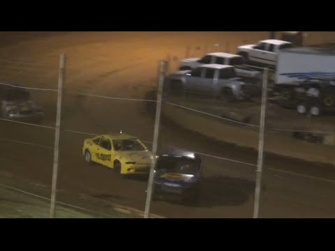 Enduro at Winder Barrow Speedway June 26th 2021 - dirt track racing video image