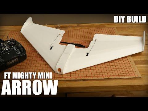 FT Mighty Mini Arrow - DIY Build | Flite Test - UC9zTuyWffK9ckEz1216noAw