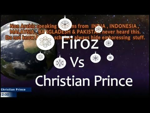Indian Muslim Firoz Skype to CP about Paradise Gift