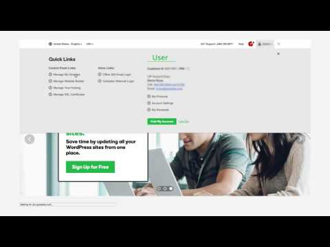 How to Add a CNAME Record using GoDaddy - White Label Dashboard Setup Tutorial
