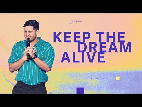 Keep The Dream Alive  Pray First  Omar Vazquez
