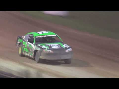 8/14/2021 Shawano Speedway Races - dirt track racing video image