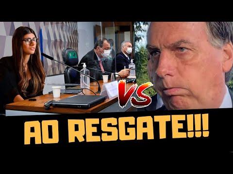 MIA KHALIFA VAI SALVAR O BRASIL!!!