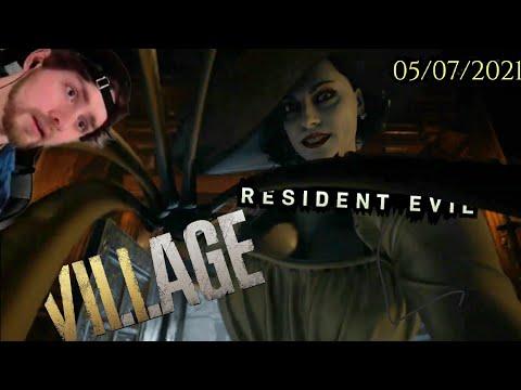 Die quietly please  RESIDENT EVIL 8 VILLAGE   Maiden Demo PS5