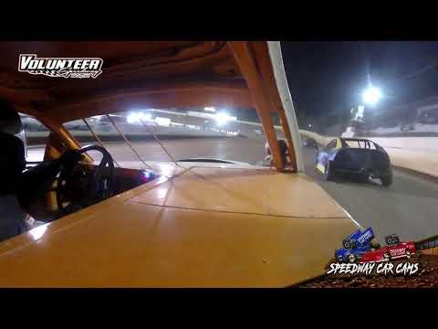 #7W Ray Wyatt - FWD - 9-25-21 Volunteer Speedway - In-Car Camera - dirt track racing video image