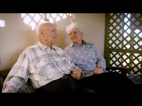 91-Year-Old Retired Admiral Starts Ministries in Texas - Albert and Cecily Kelln