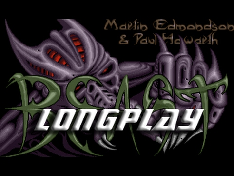 Shadow of the Beast (Commodore Amiga) Longplay