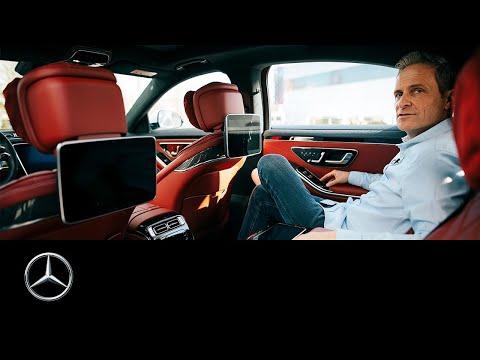 Purer Luxus in der neuen S-Klasse - Matthias Malmedie testet die Ikone von Mercedes-Benz - Teil 1