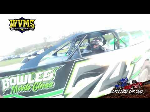 #74 Derick Quade - West Virginia Motor Speedway 4-24-21 - Steel Block - dirt track racing video image