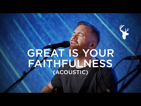 Great Is Your Faithfulness and O Praise the Name (Acoustic) - The McClure's  Moment
