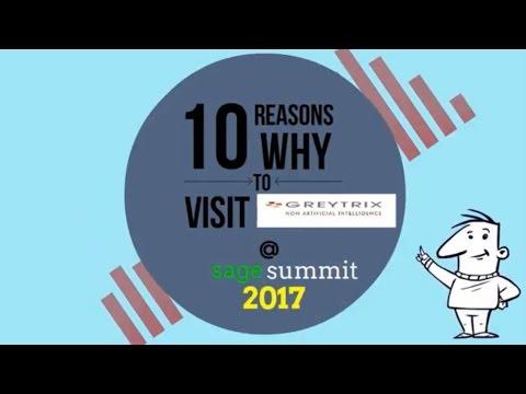 Greytrix Sage Summit Tour 2017
