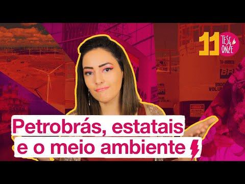O papel ecológico da Petrobras | 089