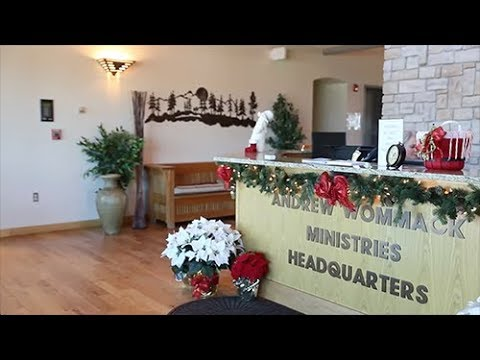 Andrew Wommack Ministry Headquarters - January 2019 - Andrew Wommack Video Newsletter #20