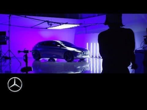 Mercedes-BenzConceptEQA&MaikaLoubtéinTokyo: Explore the Future