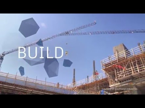 Autodesk AEC Showreel 2016: Worldwide Projects