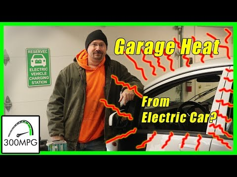 Can I Heat my Garage with an Electric Car!?!?