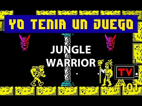 Yo Tenía Un Juego TV #101 - Jungle Warrior (ZX Spectrum) + Tomas Falsas