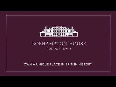 Roehampton House history