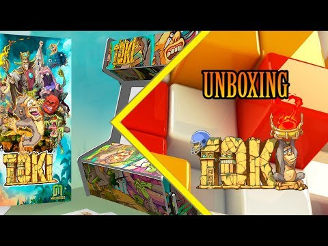 Toki Retrocollector Edition - Unboxing