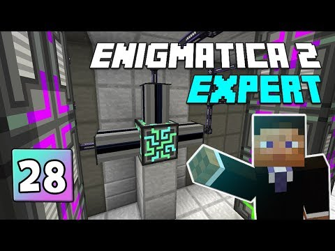 Enigmatica 2: Expert Mode - EP 28 | Infinite clay & Tree