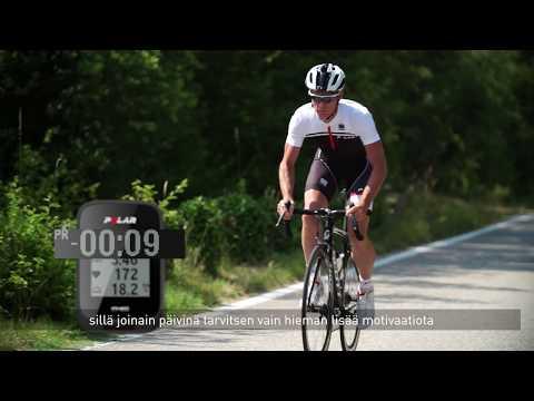 Polar M460 GPS-pyöräilytietokone & Strava Live Segments
