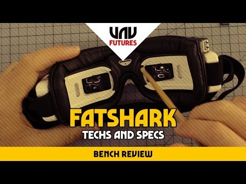FATSHARK HDO bench breakdown review UAVFUTURES