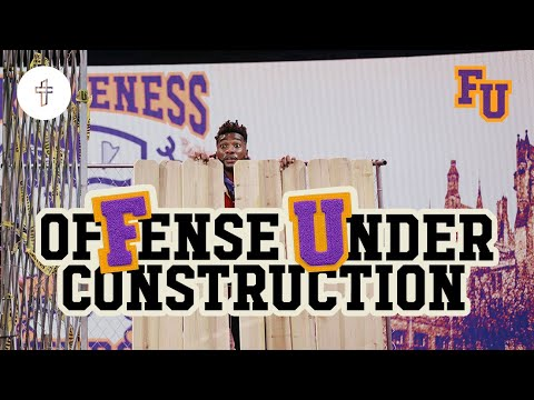 Offense Under-Construction// How to Overcome Offense// Forgiveness University (Part 2) Michael Todd