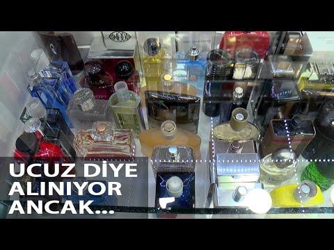 Sahte Parfümlere Karşı Uzmanlar Uyarıyor