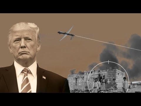 Trump Put Obama's Disastrous Drone Program On Steroids