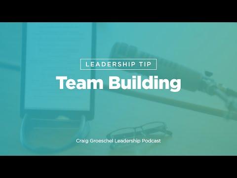 Leadership Tip: Team Building
