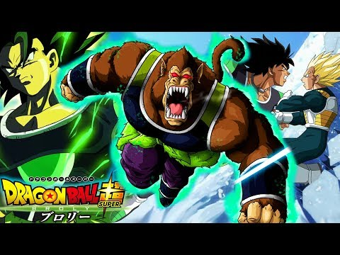 The Possibility Of Great Ape Broly In Dragon Ball Super Broly Movie