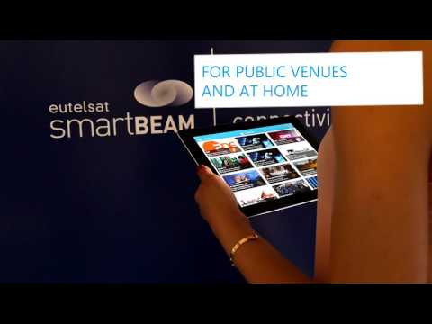 Eutelsat SmartBEAM - Multiscreen delivery