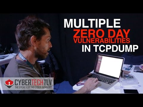 CYBERTECH ISRAEL ▶︎ MULTIPLE VULNERABILITIES IN tcpdump