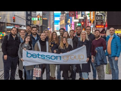 Betsson NY - The Betsson Experience!