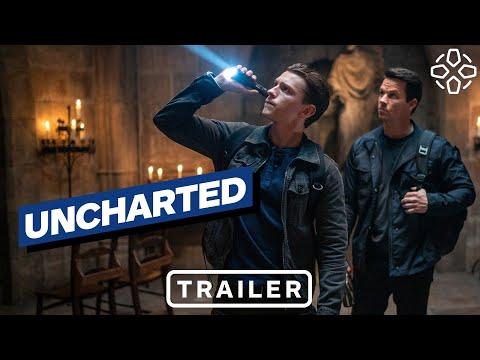Uncharted – magyar előzetes #1