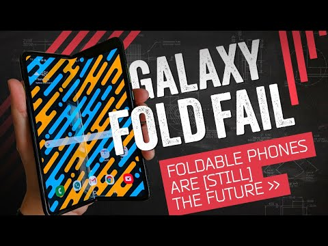 Did The Galaxy Fold Kill Foldable Phones? - UCSOpcUkE-is7u7c4AkLgqTw
