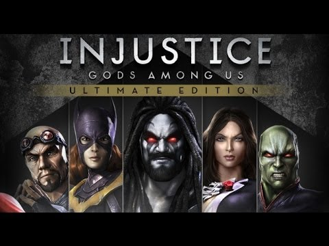 Injustice: Gods Among Us - All Intros, Super Moves and Victory Poses (Including All DLC) (HD) - UCeKphV6rGQPw2hS6b8j08WQ