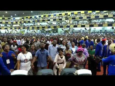 FROM THE GLORY DOME: #IMFFC2019 WORD, WORSHIP AND WONDERS NIGHT 30-08-2019