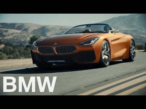 The BMW Concept Z4 (2017).