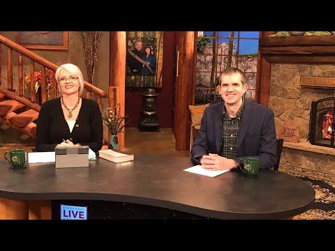 Charis Daily Live Bible Study: Top 10 Women in the Bible - Daniel Bennett - October 2, 2020