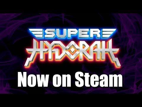 Super Hydorah Short Gameplay